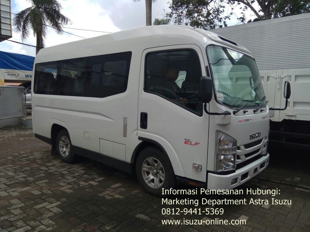 Harga Isuzu Elf Microbus New Armada