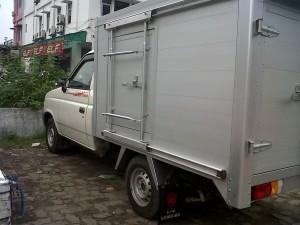Mobil Box isuzu pickup