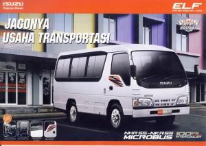 Mobil Isuzu Elf Microbus 16 Seat baru 2016