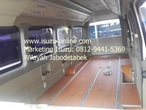 Interior Isuzu Elf Microbus Adi Putro