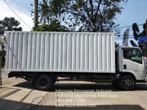 Paket Kredit Truk Isuzu Elf Box