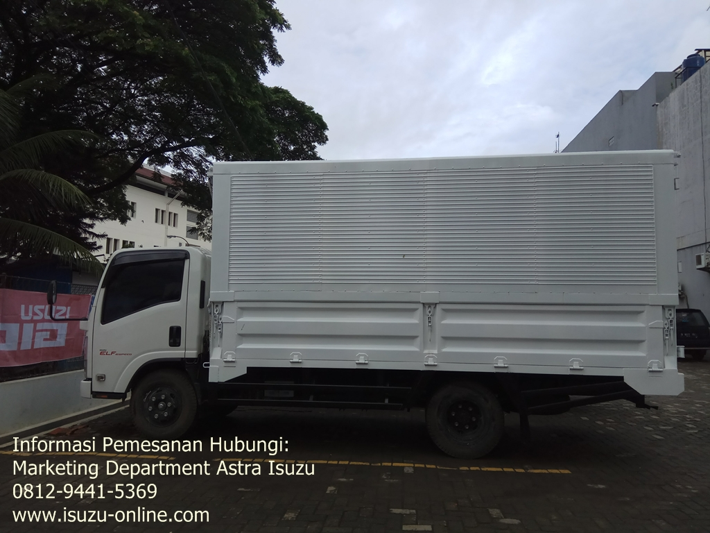 Wingbox Isuzu Elf