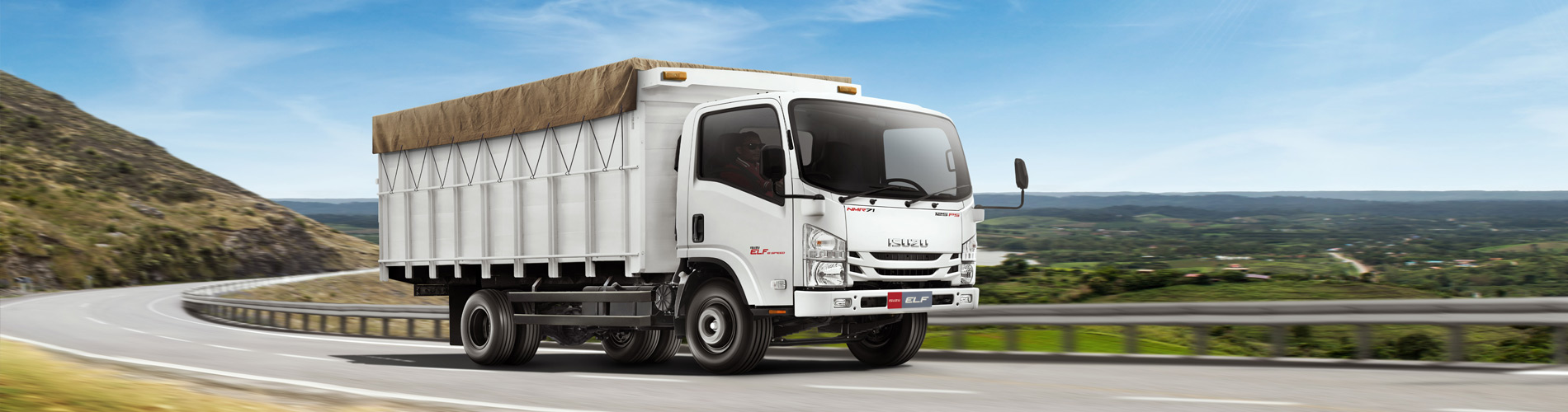 Truk Isuzu Elf NRM 71 T 125 PS