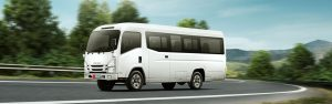 Isuzu Elf Microbus