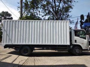 Panjang Box Truk Isuzu